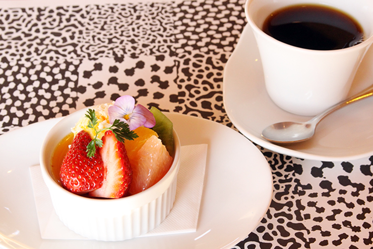 信州小布施のお箸で食べれるレストラン-OBUSE花屋